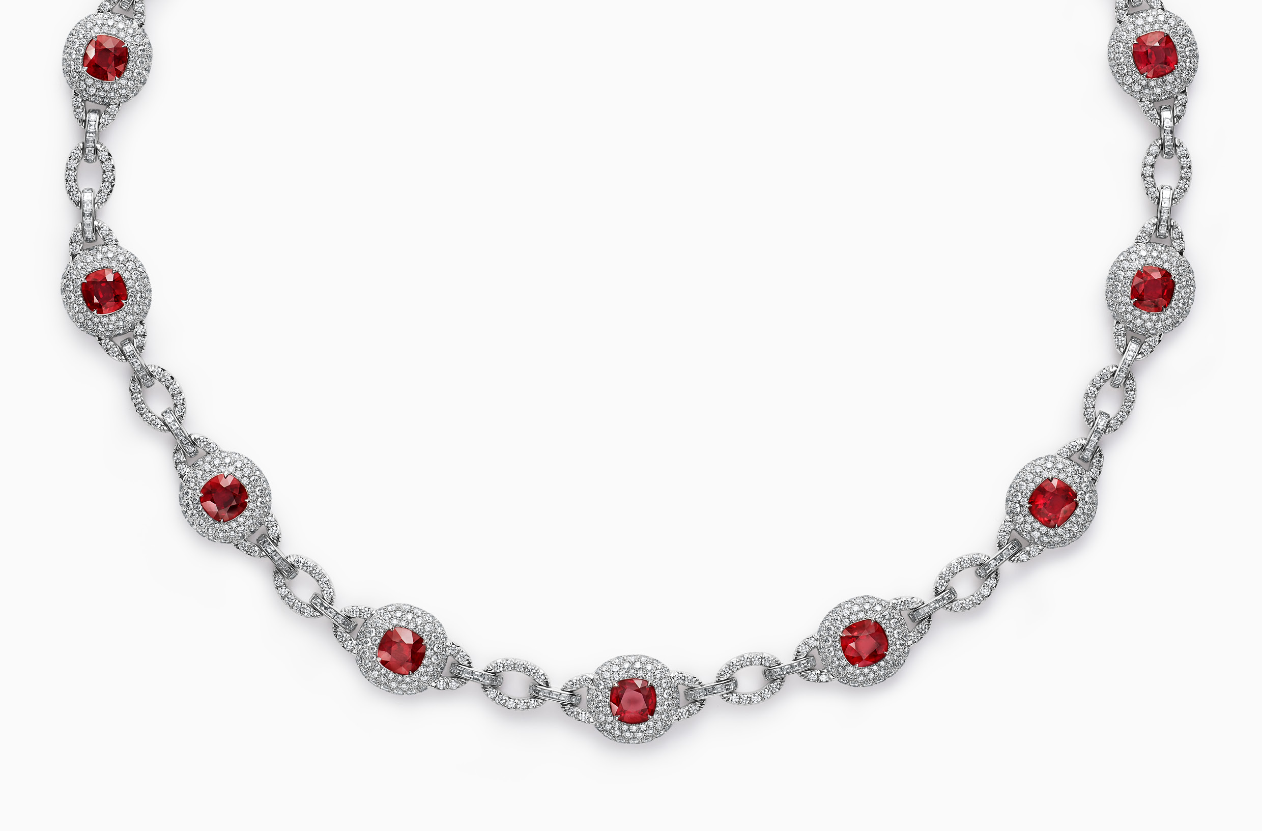 Tiffany & Co. Jean Schlumberger High Jewelry Necklace